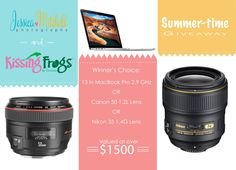 Jessica Mitchell Photography GIVEAWAY!!