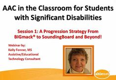 Video of the Week: AAC in the Classroom for Students with Significant…