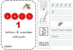 Kern 1 (VLL)- Schrijven van de woorden