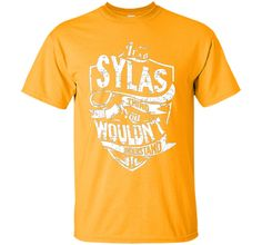 It's A Sylas Thing You Wouldn't Understand T-Shirt shirt