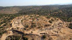 Opgravring te Beth Shemesh, Beit Sjemesj. Excavation at Beth Shemesh.
