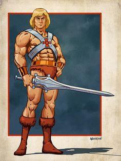 He-Man MOTU