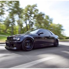 M3 murdered out cant go wrong