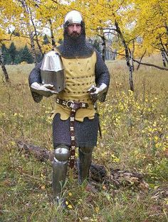14th century knight More
