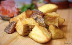 Patatas bravas du restaurant Le Mil'a, Paris 1