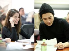 Script reading for romantic comedy Sly and Single Again » Dramabeans » Deconstructing korean dramas and kpop culture