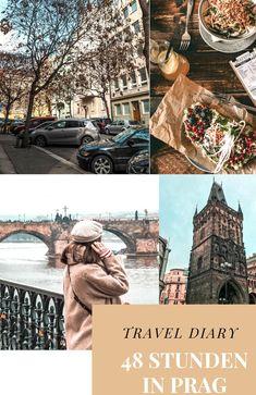 48 Stunden in Prag - Travel Diary - Schon in der tschechischen Hauptstadt gewesen? Ich erzhle euch von den schnsten Pltzen in Prag und warum ihr euch einen Besuch nicht entgehen lassen drft! Europe Destinations, Holiday Destinations, Madrid Restaurants, Beautiful Places, Beautiful Pictures, Les Continents, Prague Travel, Backpacking Europe, Travel Europe