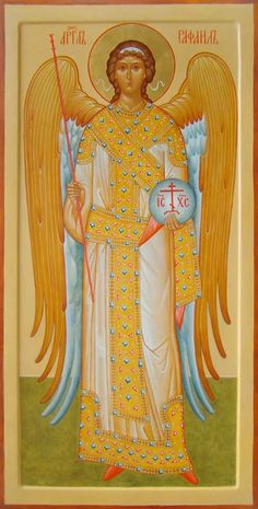 Click to close image, click and drag to move. Use arrow keys for next and previous. Religious Icons, Religious Art, Archangel Raphael, Christian Friends, Saint Michel, Children's Picture Books, Gold Work, Orthodox Icons, Angel Art
