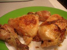 A Kitchen In Brooklyn: Sasha's Kitchen: David Chang's Momofuku Fried Chicken with Octo Vinaigrette