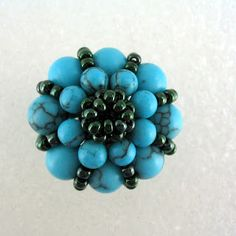 Part 2 - Sultan Bead. #Seed #Bead #Tutorials