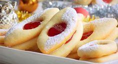 Bredele fourrés à la confiture {Spitzbuben}  De délicieux biscuits de Noël Alsaciens ...