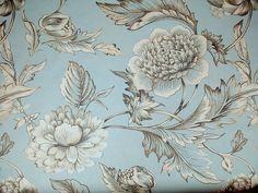Double Width Pivoine Cotton Fabric - The Millshop Online