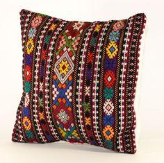 Hutsul Flower Charm Small Cushion