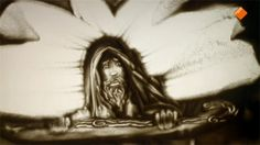 Verhalen met de zandtovenaar - Het verhaal van Mozes