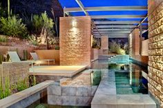 The Canyons, Home 401 contemporary-swimming-pool-and-hot-tub