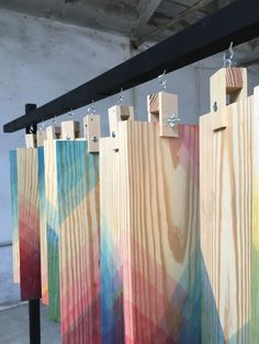 These are 4 Top Installations from this years' edition of the Salone del Mobile Tactile Texture, Interactive Installation, Pretty Pastel, Wood Design, Textures Patterns, Creative Inspiration, Design Elements, Contemporary Design, Diy Home Decor