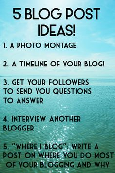USEFUL WHEN YOU DON'T KNOW WHAT TO #BLOG ABOUT... Lots of blogging tips at The Bloggers' Lounge.