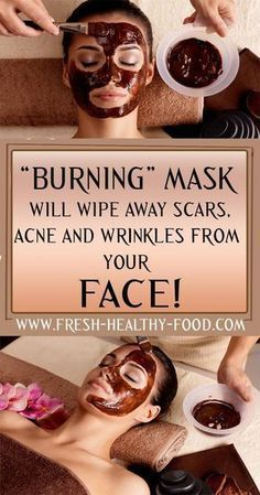 """The procedures of removing acne or pimples most often leave traces on the skin in a form of dark spots and scars. If you have similar problem this is the right treatment for you. it can also be a great solution if you have uneven or problematic skin, spots or stains on the face as a result of acne and pimples, your skin has no glow or it is full of wrinkles, make this the """"burning"""" face mask and use it regularly..."""