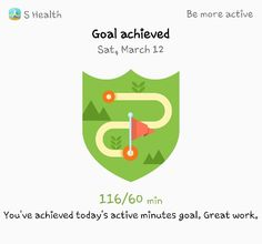 Yay  stayed  active all day