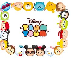 zoff pc clear pack disney tsum tsum model eyeglasses 1
