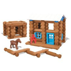 lincoln logs frosty falls ranch building set - Categoria: Avisos Clasificados Gratis  Item Condition: New Lincoln Logs Frosty Falls Ranch Building SetToys 'R' Us Perfect for the holiday!Price: US 39.99See Details