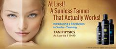 Tan Physics - might give this a try.   Has anyone tried this?  Comments please.