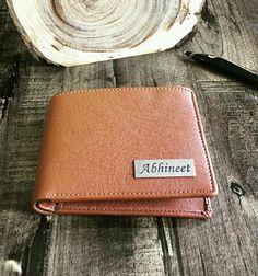 Personalized Wallet Fathers Day 2017 India Birthday Gifts For Husband Gift