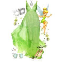 Tinkerbell - Masquerade - Disney