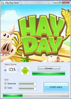 Download NOW: http://ios-androidapp.com/hay-day-hack-cheat-tool-ios-android-telecharger/   HAY DAY HACK FEATURES: -Unlimited Diamonds -Unlimited Coins -Works with PC, Mac OS, all browsers and all mobile devices(Android iOS). -Automatic check for new updates -Tested and 100% working -Private Proxy support (100% Undetectable, 100% Safe)