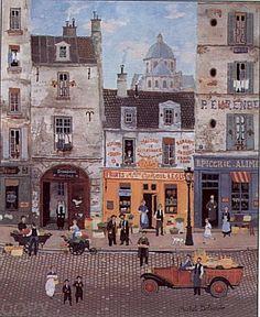 Michel Delacroix, Matin de Printemps