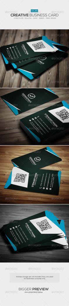 Creative Business Card 062 - Creative Business Cards