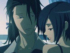 Haji and Saya (Blood+)