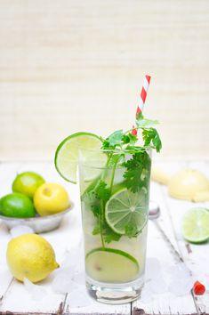 Cilantro Limeade http://cookingstoned.tv/recipe/cilantro-limeade/