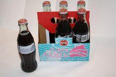 Coca Cola 1995 Florida Aquarium Inaugural year 6 pack $15 Bottles For Sale, Year 6, Coke, Coca Cola, Appreciation, Aquarium, Florida, Packing, Drinks
