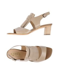 TOD'S Sandals. #tods #shoes #sandals