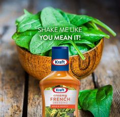 Shake me! #KraftRD