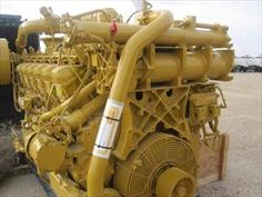 International Power Traders  Caterpillar 3512C Land Electric Drilling Engine