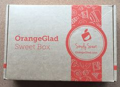 Orange Glad Subscription Box Review – February 2015
