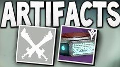 Destiny - ARTIFACTS ?!