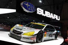 Subaru Legacy B4 GT300 (Super GT) (AWD)