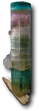 Mineral Species:  Tourmaline, San Diego County