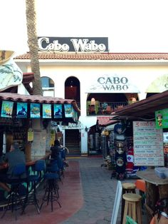 The Sights and Sounds of Nightlife in Cabo San Lucas, Mexico