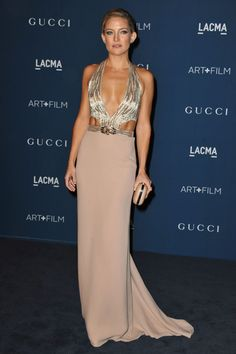 Kate Hudson de Gucci - LACMA Art + Film 2013 with Gucci