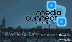 DatSyn News - Media Connect Partners, LLC announces the launch of their . News Media, Seo, Connection, Product Launch, Social Media, Youtube, Social Networks, Youtubers, Social Media Tips