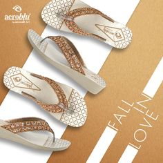 This season fall in love with our new slipper for your special day. #FallInLove #Aeroblu