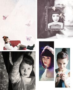little body big heart Melanie Martinez on flickr. Her photos are awesome.