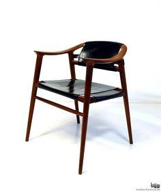 AreaNeo | Rastadt & Relling Bambi chair 1954 | Gustav Bahus - Modern Furniture - Rastadt & Relling - Gustav Bahus & EFT - Bambi