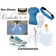 """RUN Cinderella"" by carisimastyle on Polyvore"