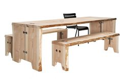 Floris Schoonderbeek, Weltevree, Forestry Table