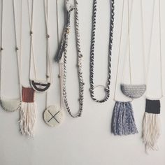 new and revised necklace designs | kari breitigam